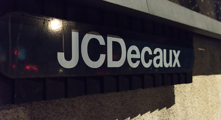 JCDecaux teamed up with Fred & Farid to spread a message of hope in four US cities