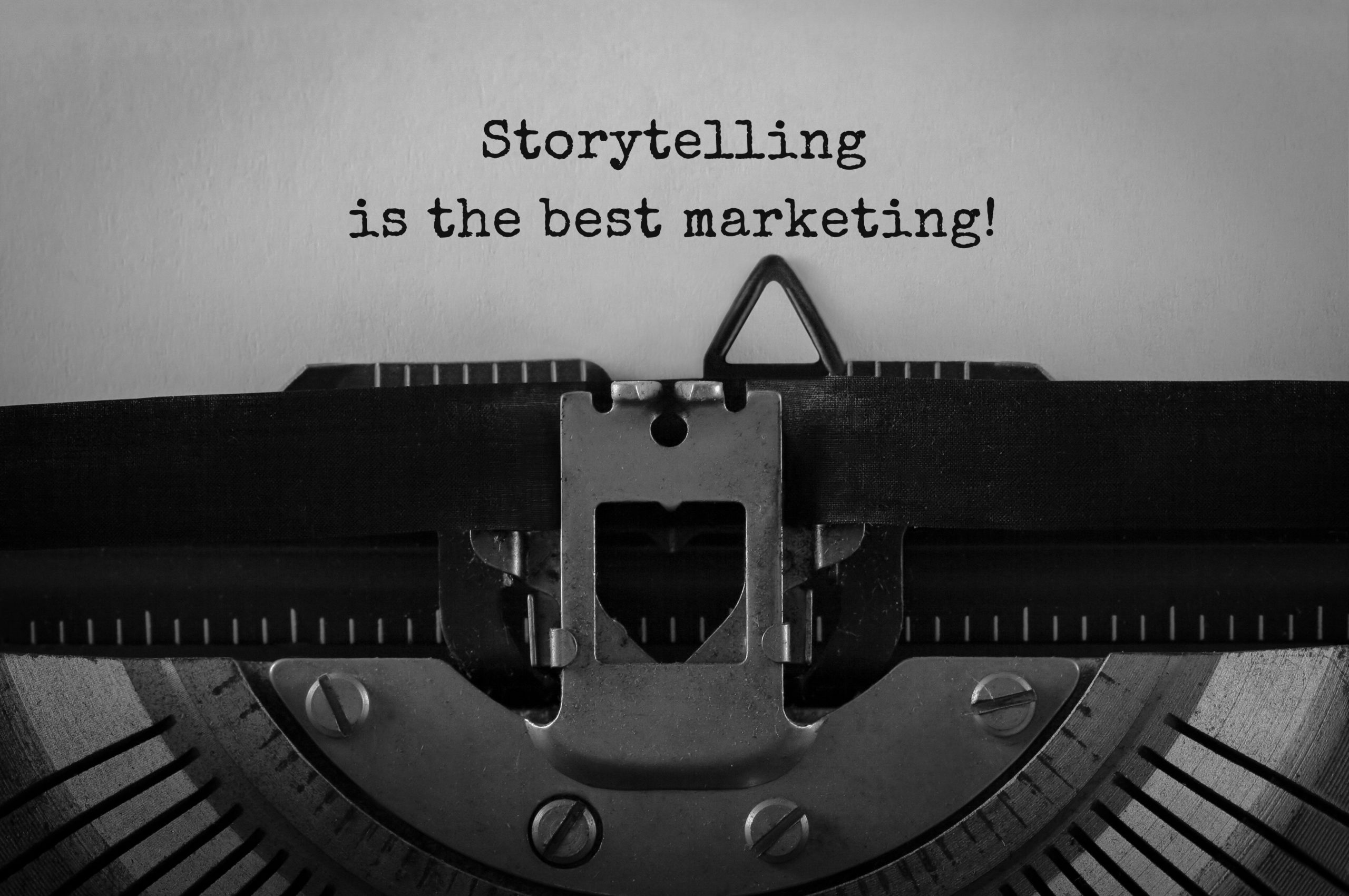 Why storytelling matters to entrepreneurs