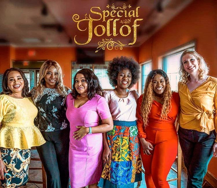 Special Jollof movie to premiere on Valentine's Day