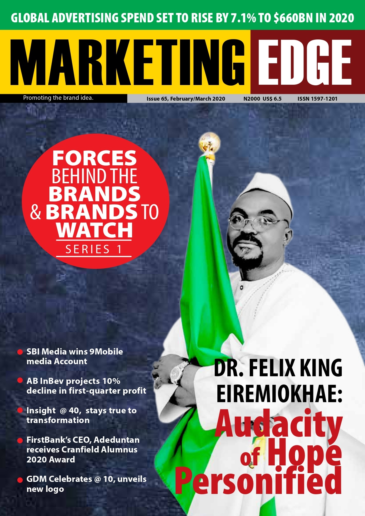 Marketing Edge Magazine: Edition 65