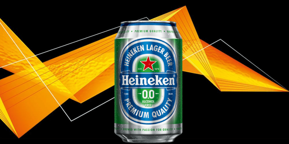 Heineken uses non-alcoholic beer sponsorship to increase market share amid pandemic