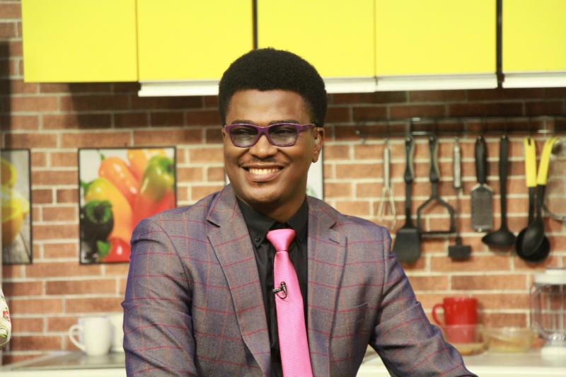 Mazi'no Appeal is TVC's new host of Wake Up Nigeria show