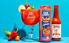 AB InBev launches spicy Bud Light Chelada