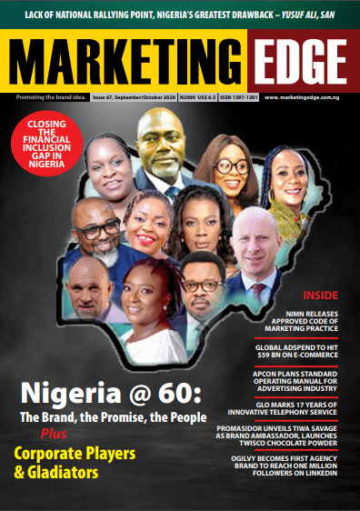 Marketing Edge Magazine: Edition 67