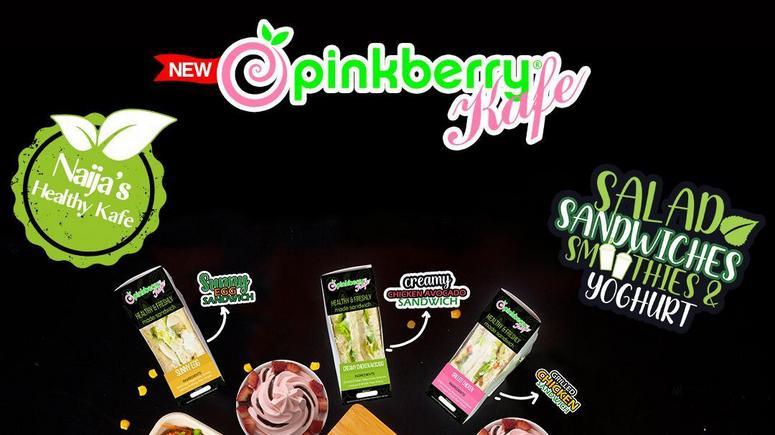 Pinkberry introduces new Pinkberry Kafé