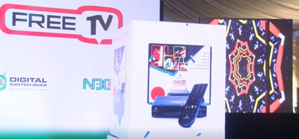 FG inaugurates Digital Switch Over, 30 free-to-air stations   Marketing  Edge Magazine
